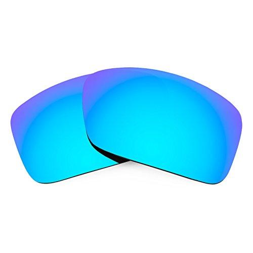 Verres de rechange pour Costa Blackfin — Plusieurs options Bleu Glacier MirrorShield® - Polarisés