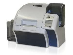 Zebra ZXP Series 7 de doble cara tarjeta de identificación ...