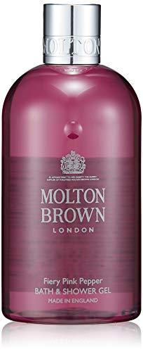Molton Brown Bath & Shower Gel, Fiery Pink Pepper, 10 oz. (Pink Pods)