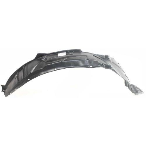 Make Auto Parts Manufacturing Front Passenger/Right Side Splash Shield Plastic For Honda Civic 2001-2003 - HO1249109