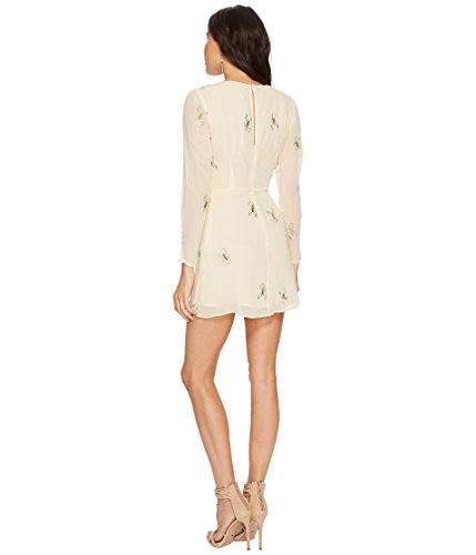 For Love & Lemons Women's Scorpion Wrap Mini Dress, Scoprion, XS by For Love & Lemons (Image #3)