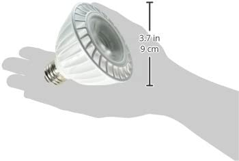 TCP LED12E26P30S30KNFL LED Light Bulb 12-watt PAR30 Narrow Floodlight 3000-Kelvin