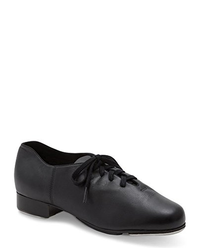 Capezio Girls Cadence (CG19C) -BLACK -Child 10 by Capezio