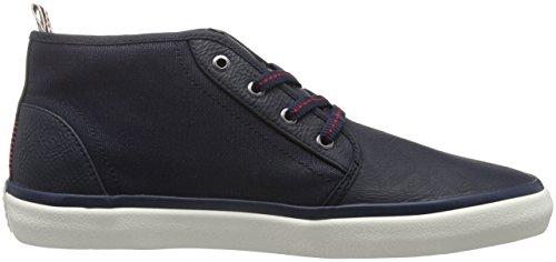 Homme Navy Mid Jack Jfwmajor Sneaker Mixed amp; Blau Blazer Navy Basses Jones Bleu Blazer Baskets wvfqOf