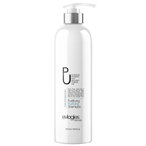 ying Detox Shampoo - Biotin, Tea Tree Oil, Ginseng, Arginine, Argan Oil, Aloe Vera and Vitamins Surge Complex For Thinning Hair & Hair Loss | Natural Regrowth Treatment - 23.6oz  ()