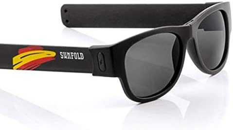 Eurroweb - Gafas de sol enrollables bajo la bandera española: Amazon.es: Electrónica