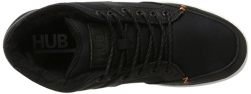White Tex W 001 Baskets Ripstop Homme Noir Hub Black L60 Mid Firm vqPwBA