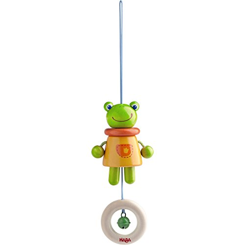 Haba Dangling Figure Magic Frog