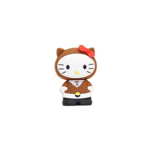 Texas Longhorns 4GB USB Flash Drive Hello Kitty