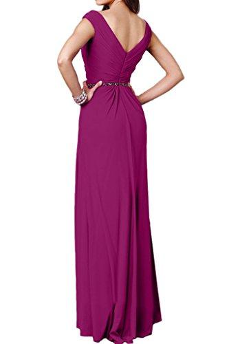 Promgirl House - Robe - Trapèze - Femme -  violet - 42