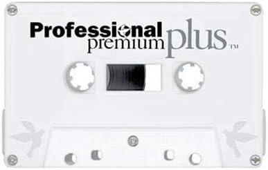 Pack of 10 Professional Premium Plus 62 Minute Leaderless Tape