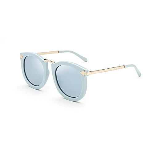 Gafas Mujer Gafas Alta Amantes Gafas Moda 3 UV De De Vidrios Definición Color Conducción De sol Gafas Anti Hombre Polarizados Y Reflejante Deporte De De 2 de Anti Sol YQQ RTzq8XZ