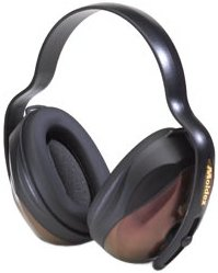 (Moldex Metric Inc 6200 - SoftCoat Earmuff - Three Position, 26 dB Noise Reduction Rating)