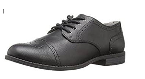 Women 9 5 Black Oxford Women Black 8Hqgwqv