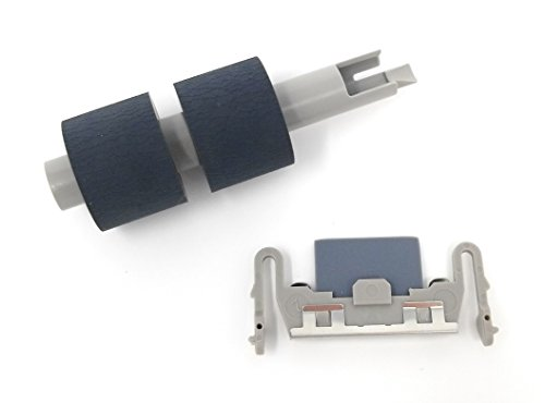 Fujitsu OEM Pick Roller PA03541-0001 and Pad Assembly PA03541-0002 Kit for ScanSnap S300, S300M, S1300, - Scansnap Fujitsu S300