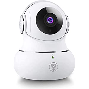 Best Epic Trends 31yrTQ51aML._SS300_ Home Security Camera Indoor, 1080P Littlelf WiFi Indoor Camera with Phone App for Baby/Pet/Elder, Dog Camera with Motion…