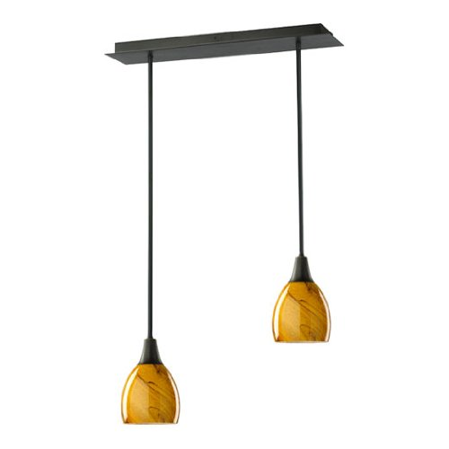 - Quorum 7-2-95 2 Light Pendant Canopy, Accessory