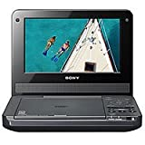 Sony DVP-FX730 7-Inch Portable DVD Player, Black Review and Comparison