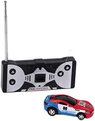 Coca Lata Mini Radio RC Control Remoto Micro Racing Car Toy Toy ...