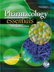 Pharmacology Essentials for Technicians (Pharmacy Technician)