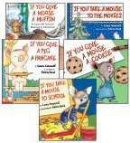 img - for If You Give Set: If You Give a Mouse a Cookie, If You Take a Mouse to the Movies, If You Take a Mouse to School, If You Give a Moose a Muffin, and If You Give a Pig a Pancake (5-Book Set) book / textbook / text book