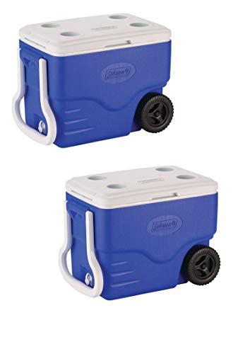 Coleman 40-Quart Wheeled Cooler