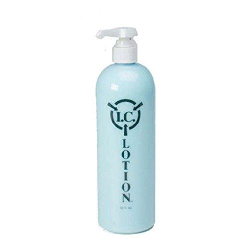 I.C. Blue ESD-Safe Hand Lotion in Pump Bottle, 32 oz.