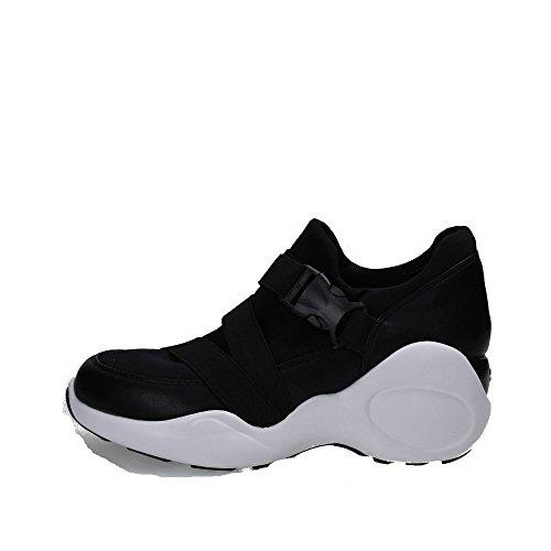 Fornarina PIFUP9555WVA0001 Low Sneakers Women Black