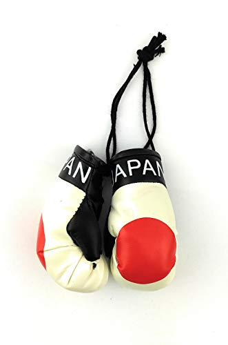 - Red Hat Ent Hanging Car Mirror Mini Boxing Gloves (Japan)
