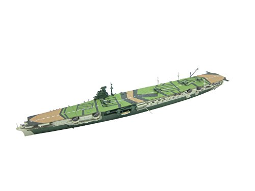 - 1/700 IJN Aircraft Carrier Zuikaku 1944 (Plastic model) by Fujimi