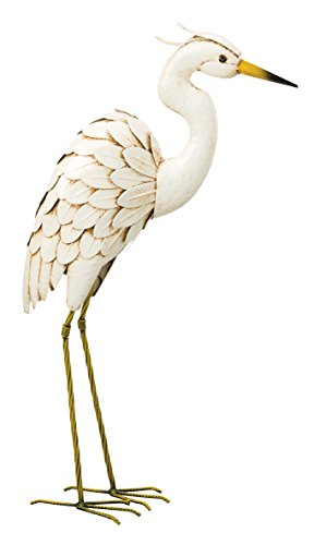 "Regal Art & Gift Snowy Egret 26"" - Down"