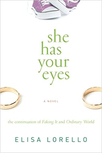 Book She Has Your Eyes