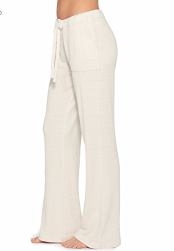 Barefoot Dreams Cozychic Ultra Light Women's Lounge Pant - Sand Dune - Small