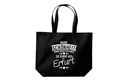 Sac Beauté Noir Kommt Shopping Erfurt Vrais Shirtstown Grand Aus P5qvw6z