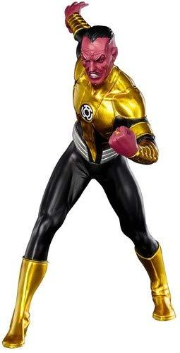 Kotobukiya DC Comics: Sinestro New 52 ArtFX+ Statue (Kotobukiya New 52 Dc Comics Deathstroke Artfx Statue)