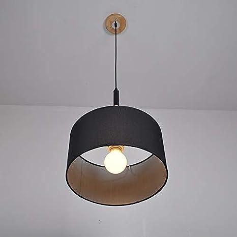 lámpara madera Vintage Colgante muidege de lámpara lámparas trCQshd
