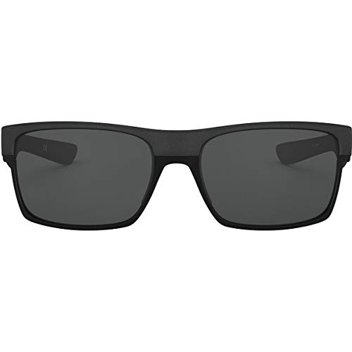 f08234cdeb Oakley Two Face Unisex Sunglasses - Frame  Matte Black Glasses  Prizm Daily  Polarized 9189 - 26  Oakley  Amazon.co.uk  Clothing