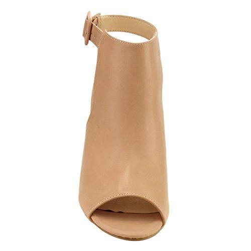 Beston Fh22 Donna Sandali Con Tacco A Spillo E Tacco A Spillo Sul Tallone