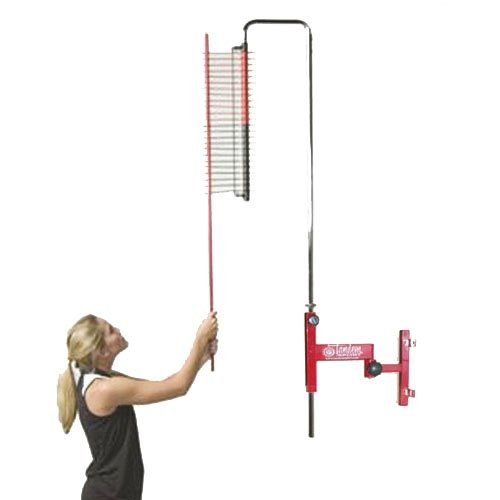 Tandem Sport Vertical Challenger Jump Tester - Wall Mounted - Measure Between 4 and 12 Feet ()