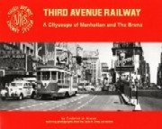 Manhattan Cityscape - Third Avenue Railway: A Cityscape of Manhattan and the Bronx