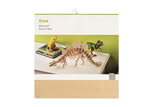 Cricut 2006254 11X11 (2) Basswood Natural
