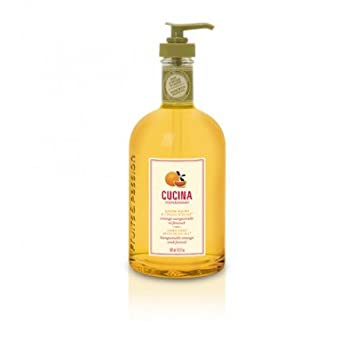 Fruits & Passion's Cucina Hand Soap with Olive Oil, Rosemary and Cardamom, 500 ml