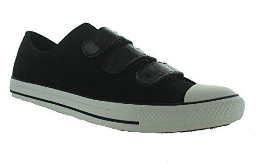 Converse Hommes Ct V3 Ox Noir Sneakers Occasionnels Nous 10