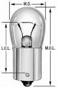 - Wagner Lamps 1003 Glove Box Light