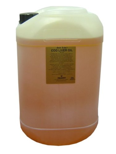 gold Label Cod Liver Oil x Size  25 Lt