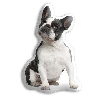 Homestreet Cushions Funda con Forma de Bulldog Francés Funda ...