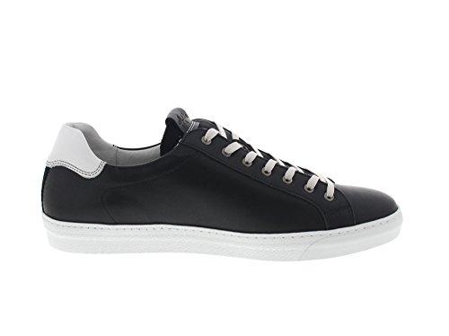 AUSTRALIAN Shoes - Sneaker IVANISEVIC - black white Black White