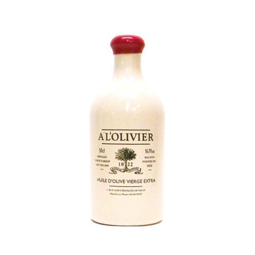A L'Olivier Extra Virgin Olive Oil, 16.9-Ounce Crock by A L'Olivier