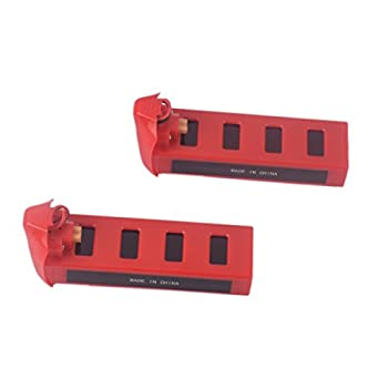 YouCute red B2 battery (New)