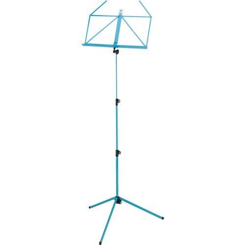K&M Stands K&M - Atril ajustable para música, color azul marino (10010.000.33)